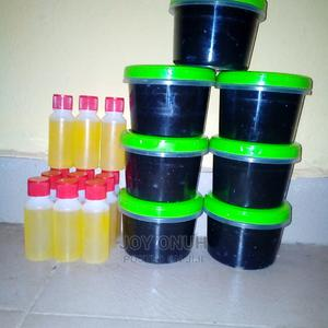 Organic Black Soap and Carrot Oil | Skin Care for sale in Abuja (FCT) State, Lugbe District