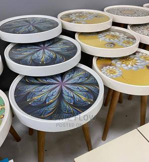 3 in 1 Side Tables   Furniture for sale in Lagos State, Tarkwa Bay Island