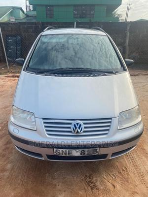 Volkswagen Sharan 2001 Silver   Cars for sale in Edo State, Benin City