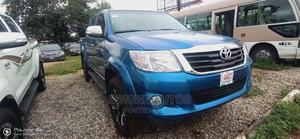 Toyota Hilux 2012 2.7 VVT-i 4X4 SRX Blue | Cars for sale in Abuja (FCT) State, Kubwa