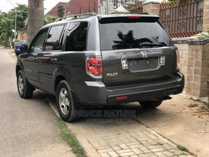 Honda Pilot 2007 EX 4x4 (3.5L 6cyl 5A) Gray   Cars for sale in Abuja (FCT) State, Garki 2