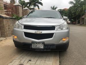 Chevrolet Traverse 2012 1LT Gray   Cars for sale in Abuja (FCT) State, Garki 2