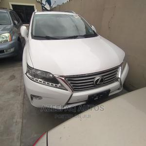 Lexus RX 2013 350 FWD White   Cars for sale in Lagos State, Surulere