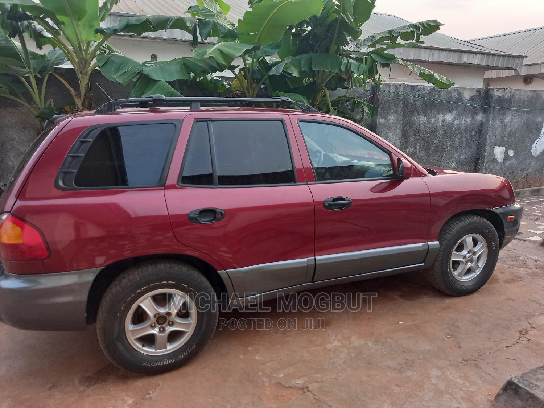 Hyundai Santa Fe 2006 2.0 CRDi GLS 4WD Red
