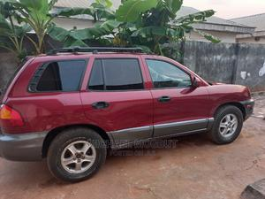 Hyundai Santa Fe 2006 2.0 CRDi GLS 4WD Red | Cars for sale in Delta State, Oshimili South