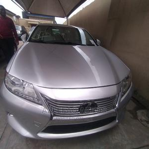 Lexus ES 2013 350 FWD Silver | Cars for sale in Lagos State, Surulere