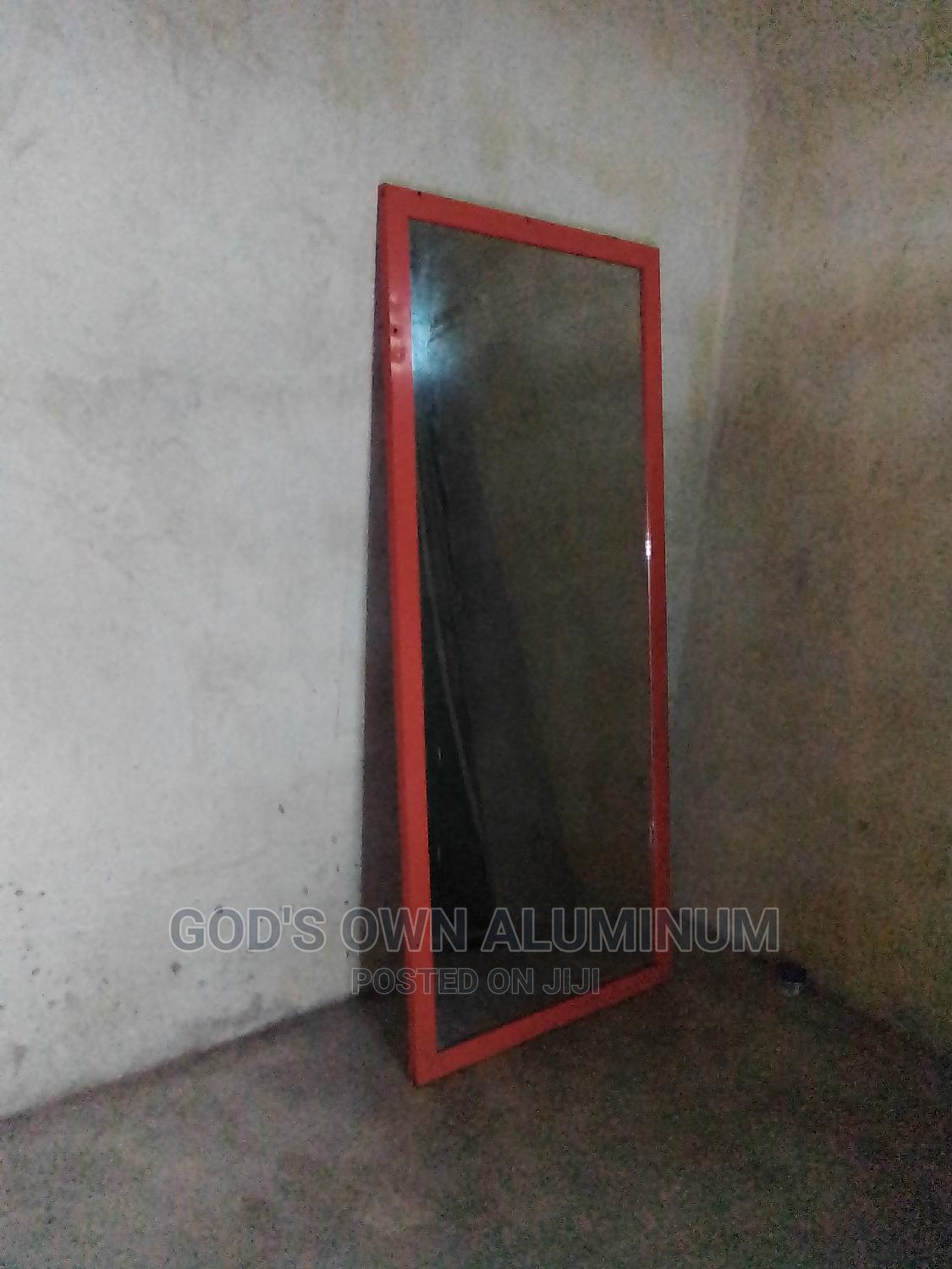 Big Size Mirror For Barbing Saloon