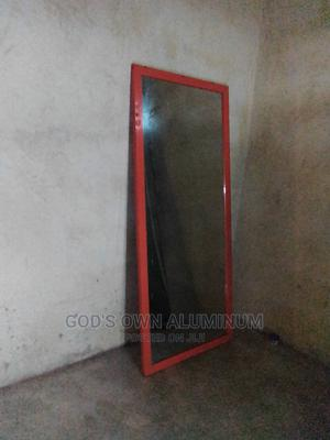 Big Size Mirror For Barbing Saloon   Home Accessories for sale in Akwa Ibom State, Uyo