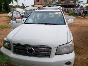 Toyota Highlander 2006 Limited V6 4x4 White   Cars for sale in Lagos State, Isolo