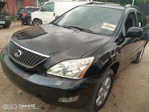 Lexus RX 2005 330 Black | Cars for sale in Lagos State, Amuwo-Odofin