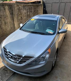 Hyundai Sonata 2013 Silver   Cars for sale in Lagos State, Ojo