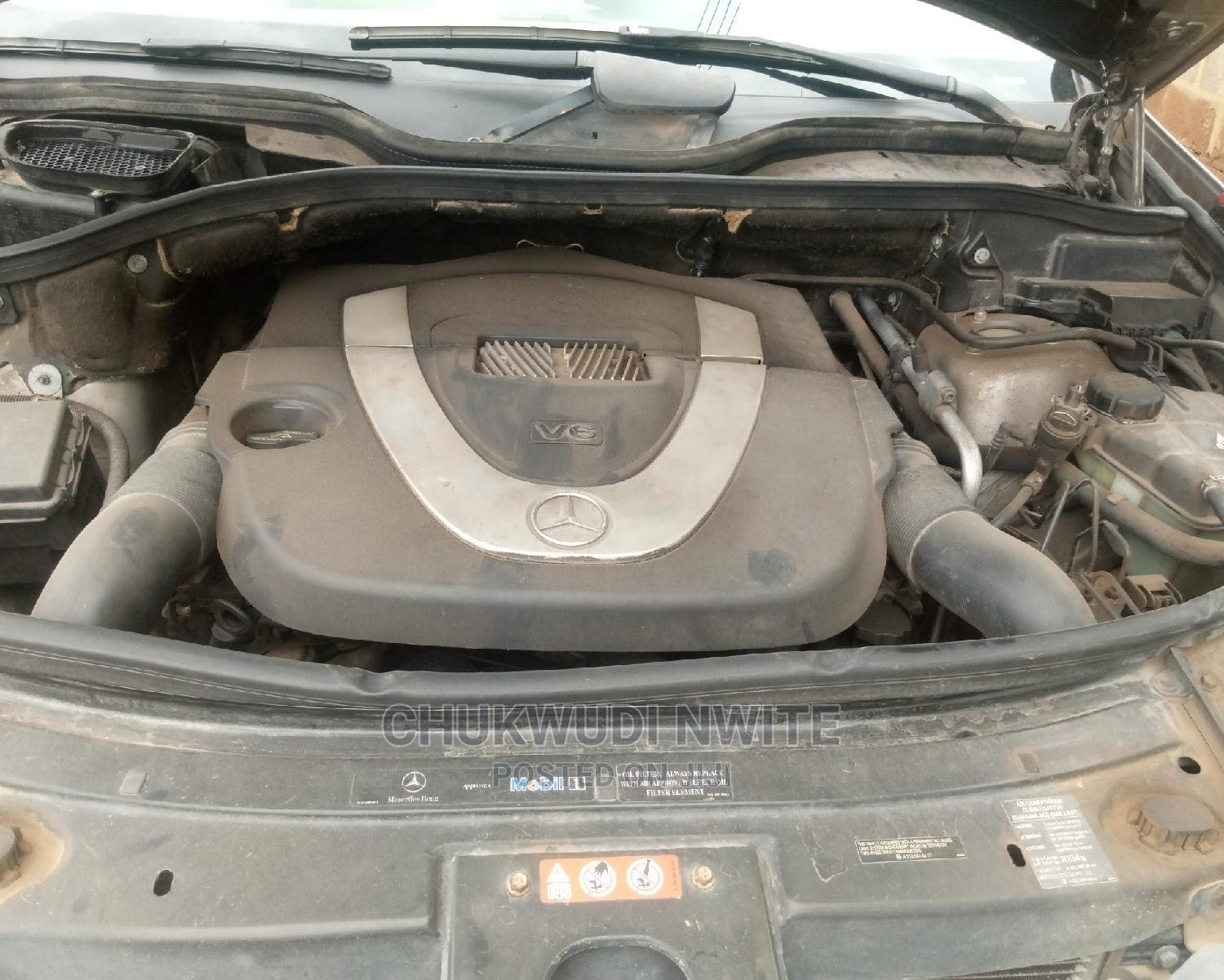 Mercedes-Benz M Class 2006 Brown | Cars for sale in Alimosho, Lagos State, Nigeria