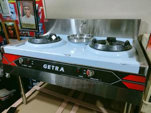 Double Chinese Cooker | Restaurant & Catering Equipment for sale in Abuja (FCT) State, Asokoro