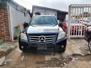 Mercedes-Benz GLK-Class 2010 350 Black | Cars for sale in Lagos State, Ikeja