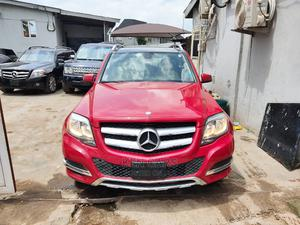 Mercedes-Benz GLK-Class 2014 350 Red | Cars for sale in Lagos State, Ikeja