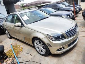 Mercedes-Benz C300 2010 Gold   Cars for sale in Lagos State, Ikeja
