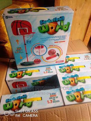 Children Basketball Stand | Sports Equipment for sale in Lagos State, Lagos Island (Eko)