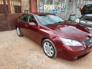 Lexus ES 2008 350 Red | Cars for sale in Lagos State, Ogba