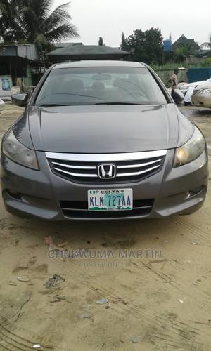 Honda Accord 2008 Brown | Cars for sale in Rivers State, Port-Harcourt