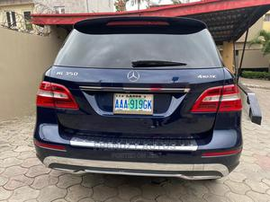 Mercedes-Benz M Class 2015 Blue | Cars for sale in Lagos State, Ikeja