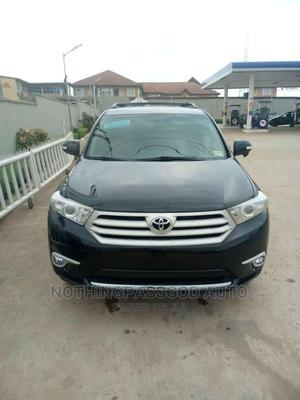 Toyota Highlander 2011 Black | Cars for sale in Lagos State, Ikorodu