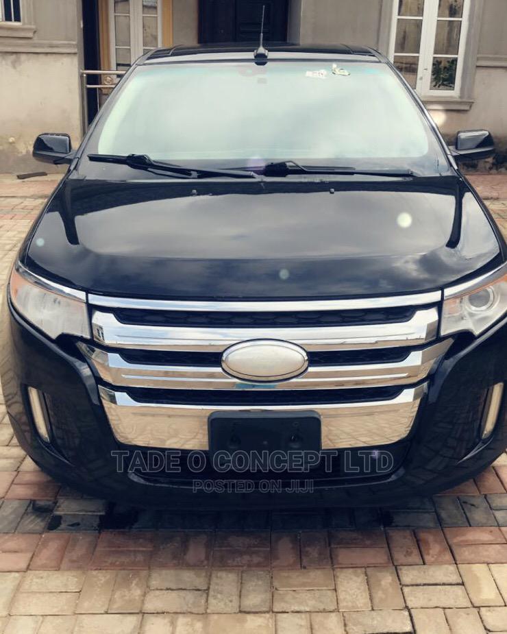 Ford Edge 2012 Black