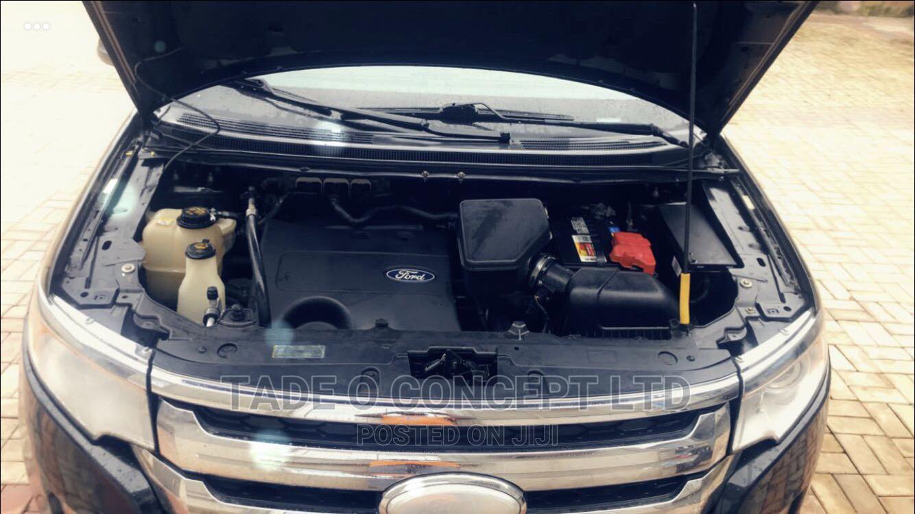 Ford Edge 2012 Black | Cars for sale in Abule Egba, Lagos State, Nigeria