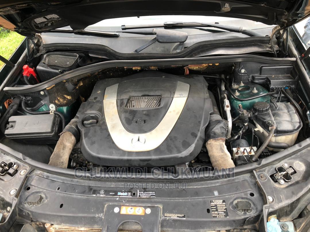 Archive: Mercedes-Benz M Class 2006 Green