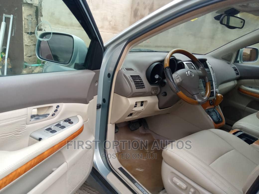 Lexus RX 2005 330 Silver   Cars for sale in Ibadan, Oyo State, Nigeria