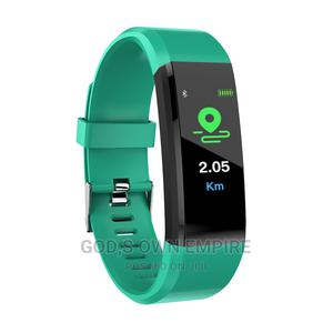 115plus Health Smart Watch | Smart Watches & Trackers for sale in Lagos State, Agege