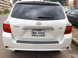 Toyota Highlander 2008 White | Cars for sale in Lagos State, Ikeja