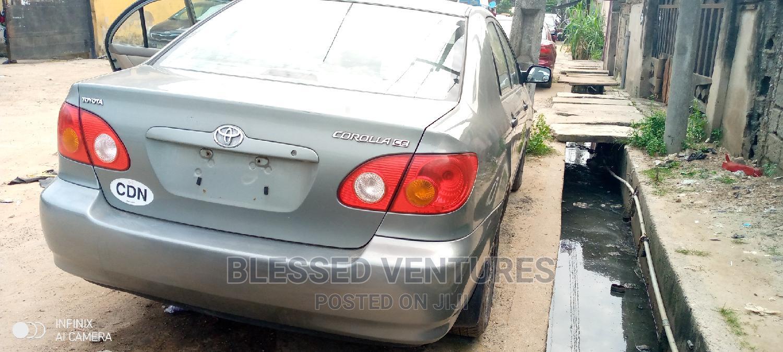 Toyota Corolla 2004 Silver   Cars for sale in Ojodu, Lagos State, Nigeria