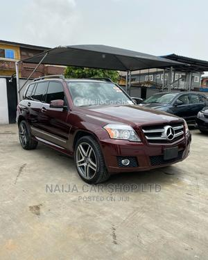 Mercedes-Benz GLK-Class 2011 350 Red | Cars for sale in Lagos State, Ikeja