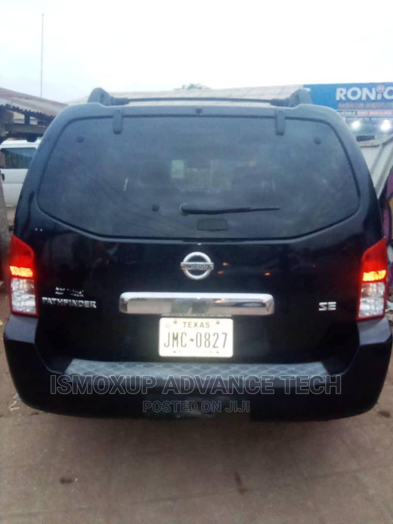 Archive: Nissan Pathfinder 2008 SE 4x4 Black