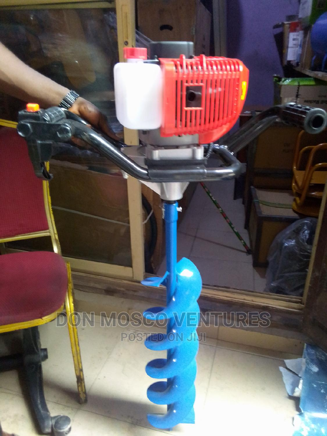 Earth Auger Machine   Farm Machinery & Equipment for sale in Ojo, Lagos State, Nigeria