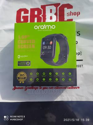 Oraimo Smart Watch OSW 16 | Smart Watches & Trackers for sale in Oyo State, Ibadan
