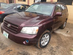 Toyota Highlander 2003 | Cars for sale in Lagos State, Yaba