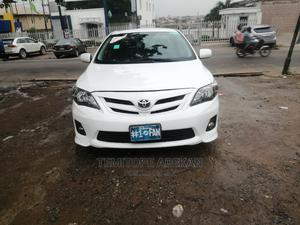 Toyota Corolla 2012 White   Cars for sale in Lagos State, Ikeja