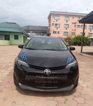 Toyota Corolla 2019 LE (1.8L 4cyl 2A) Black | Cars for sale in Lagos State, Ikotun/Igando
