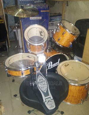 Pearl 5 Set Drum | Musical Instruments & Gear for sale in Lagos State, Ojo