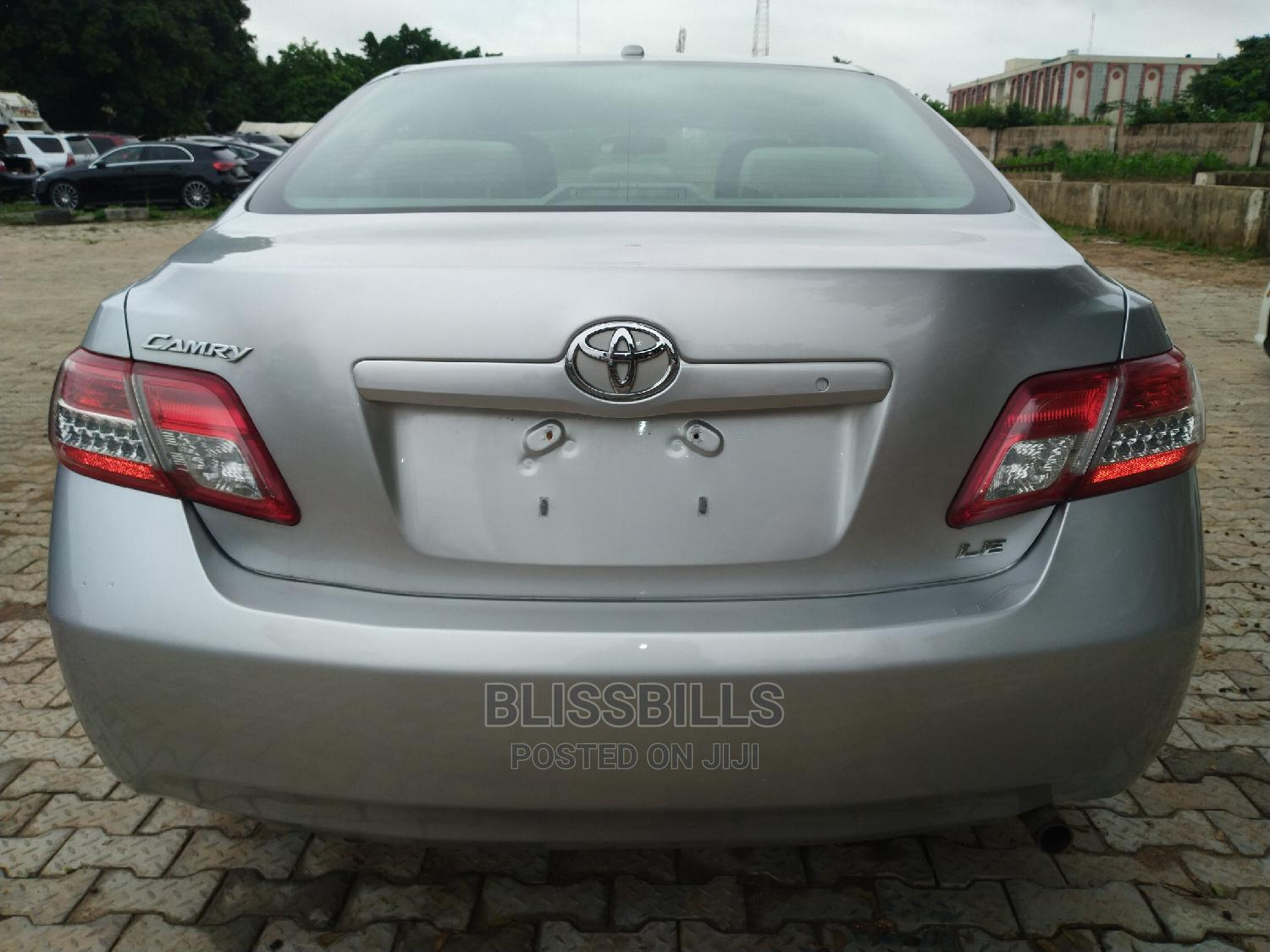 Toyota Camry 2011 Silver   Cars for sale in Central Business District, Abuja (FCT) State, Nigeria