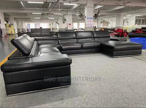 Executive Quality Italian Leather Chair | Furniture for sale in Lagos State, Lekki