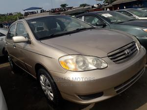 Toyota Corolla 2004 Gold | Cars for sale in Lagos State, Apapa