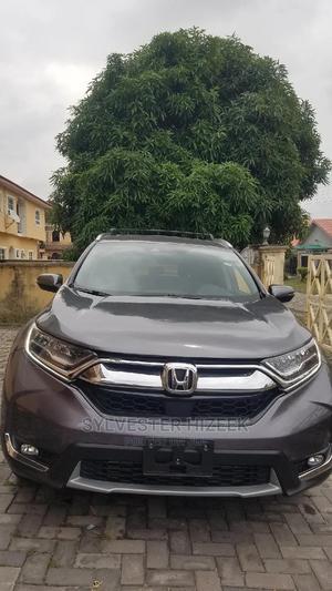 Honda CR-V 2020 Touring AWD Gray | Cars for sale in Lagos State, Lekki