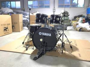 Quality Yamaha Drum Set 5PCS   Musical Instruments & Gear for sale in Lagos State, Ojo