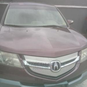 Acura MDX 2008 Red   Cars for sale in Lagos State, Ajah