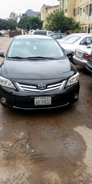Toyota Corolla 2010 Black | Cars for sale in Abuja (FCT) State, Garki 1
