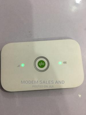 Glo Huawei E5573 4G LTE Mobile Wifi Router Hotspot | Networking Products for sale in Lagos State, Ikeja