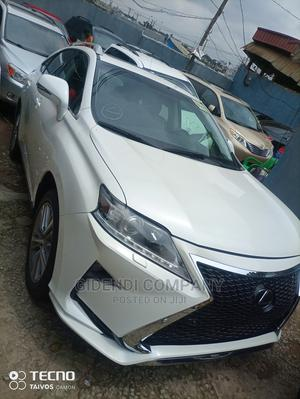 Lexus RX 2015 350 AWD White | Cars for sale in Lagos State, Victoria Island