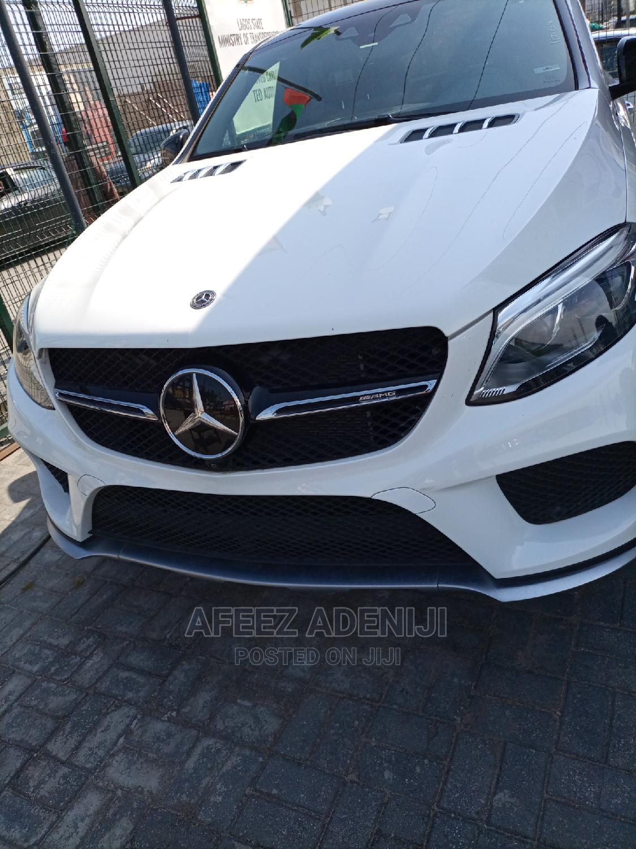 Archive: Mercedes-Benz GLE-Class 2018 White
